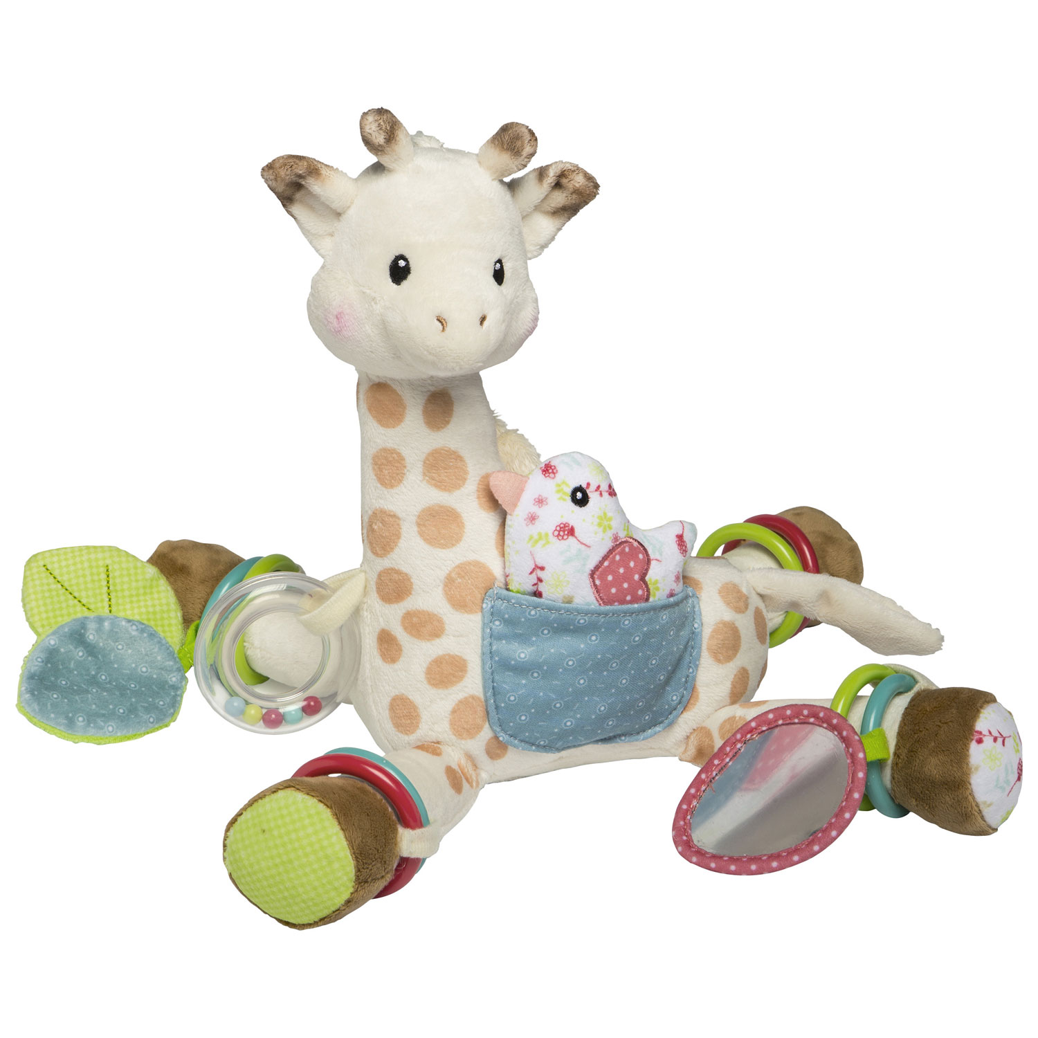 buy for baby or mom - sophie the giraffe plush