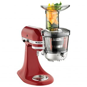 kitchenaid stand mixer juicer