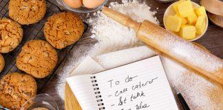 stress free holiday baking