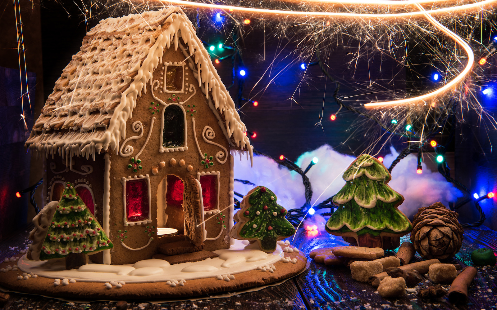 Christmas baking tips