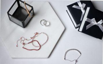 Diamond Bolo Bracelet Gift For Her Valentines Day