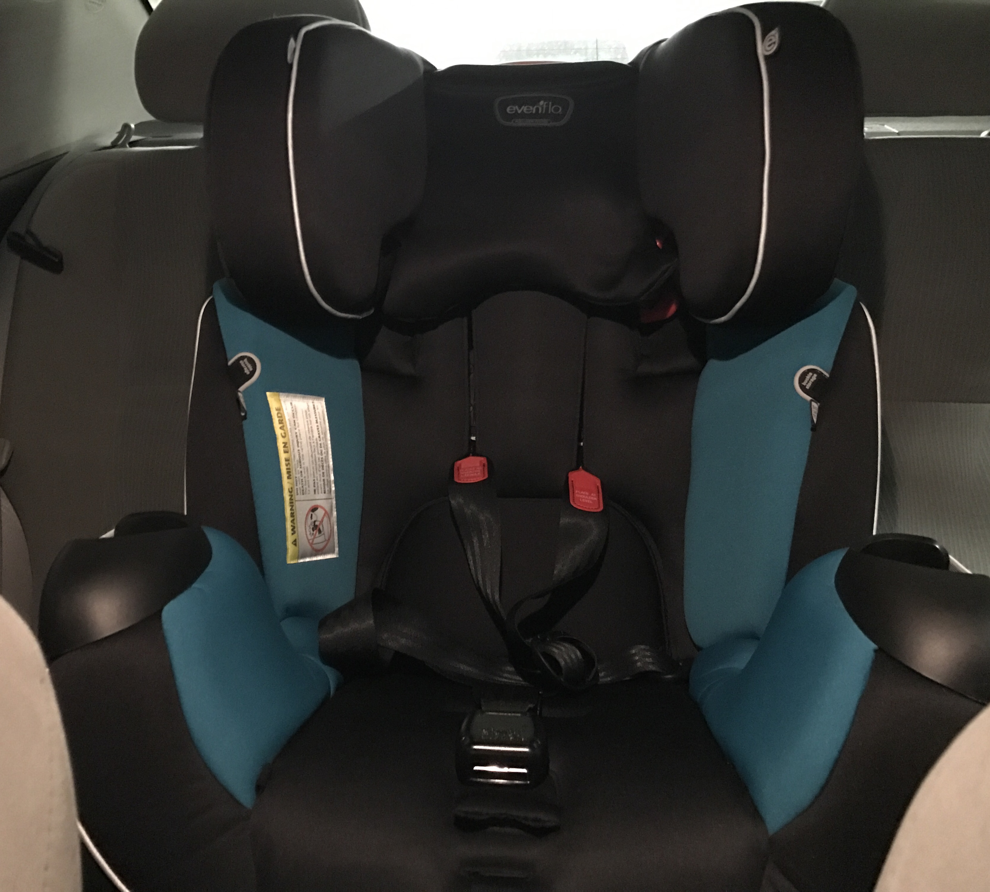 Evenflos New Symphony LX Baby Seat Continues To Please