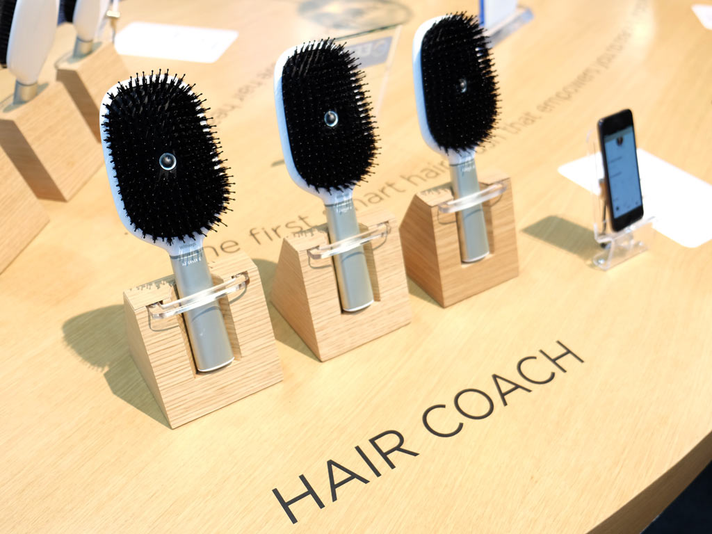 Kerastase And Withings Unveil The Hair Coach At Ces 2017 Best Buy Blog