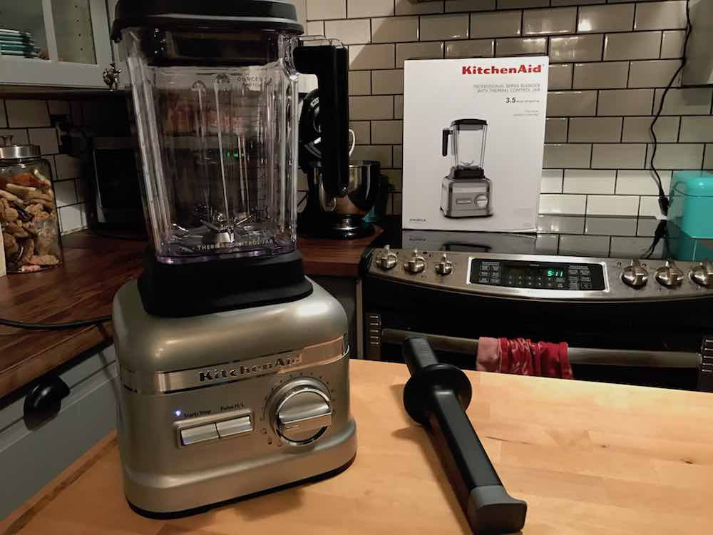 My hands on review of the kitchenaid professional blender for Think kitchen ultimate pro blender
