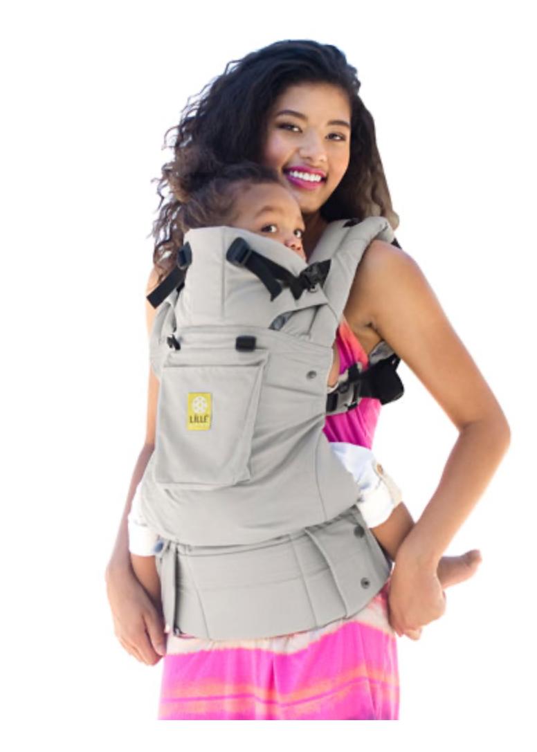 baby carrier vs stroller
