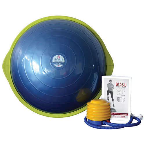 bosu ball for home fitness