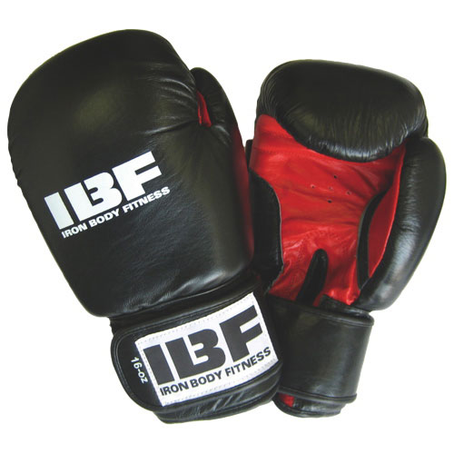 add boxing gloves to home fitness centre