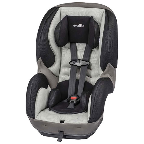 Evenflo SureRide Convertible 2-in-1 Car Seat
