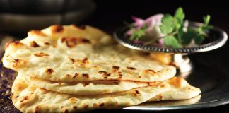 naan bread recipes