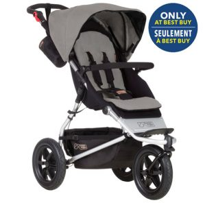 Poussette de jogging Urban Jungle de Mountain Buggy