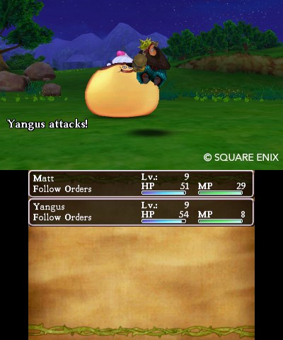 Dragon quest viii journey of the cursed king for nintendo 3ds nintendo 3ds enhancements gumiabroncs Gallery