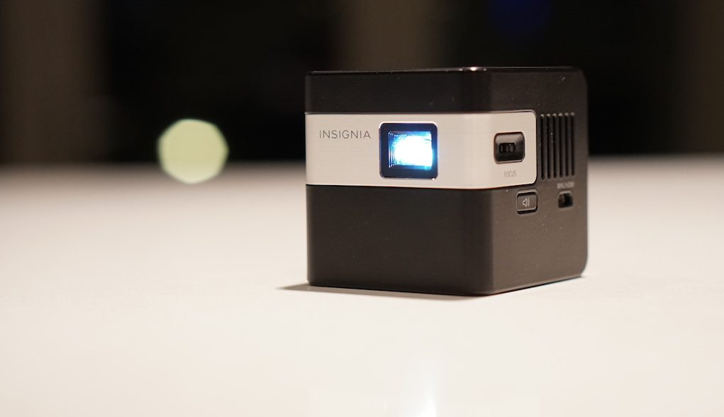 insignia pico projector review best buy blog