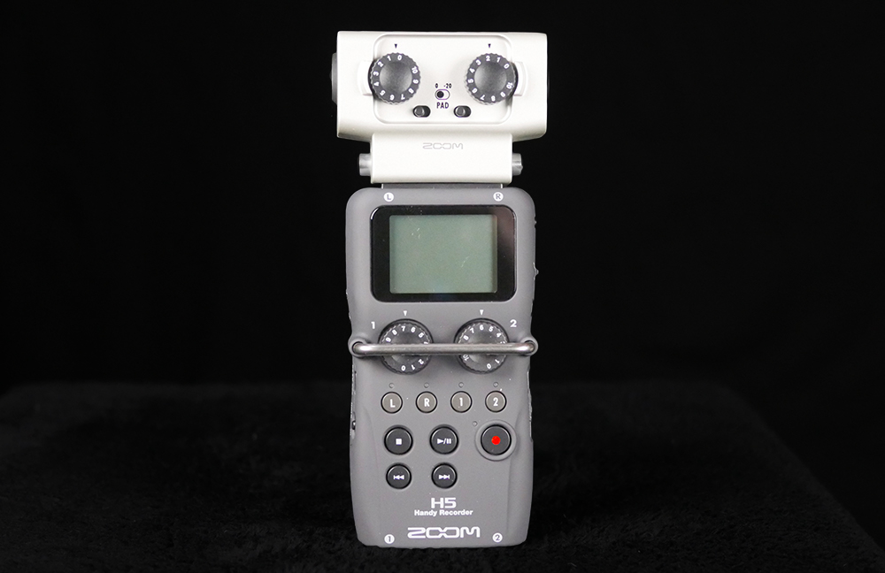 Zoom H5 Audio Recorder is a videographer's best friend | Best Buy Blog