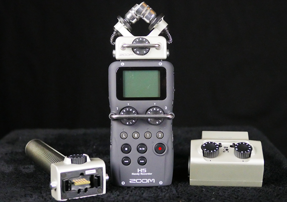 Zoom H5 Audio Recorder is a videographer's best friend   Best Buy Blog