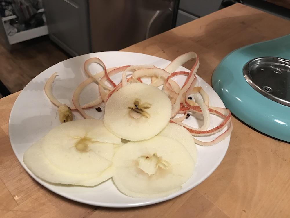 KitchenAid Spiralizer Apple