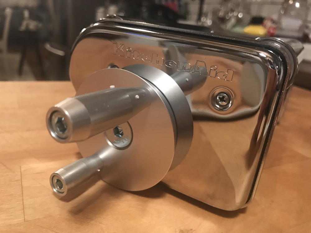 KitchenAid Ravioli Attachment Review
