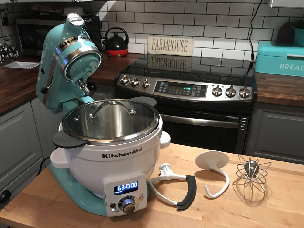 Making Bread The Easy Way With The Kitchenaid Precise Heat