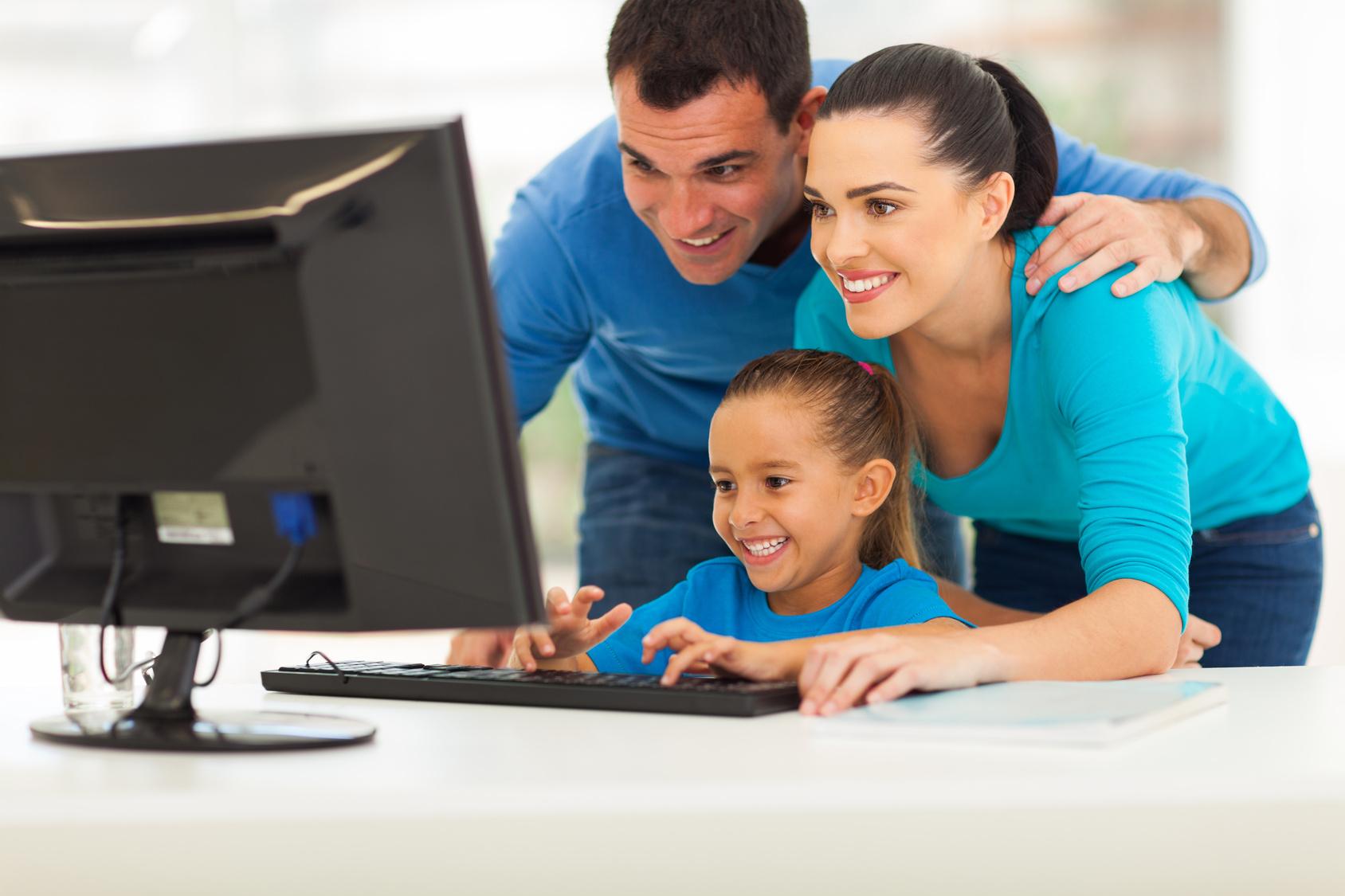 desktop PC, computer, desktop computer