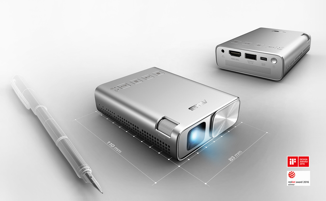 Asus zenbeam e1 dlp pocket projector now available at best for Pocket projector best buy
