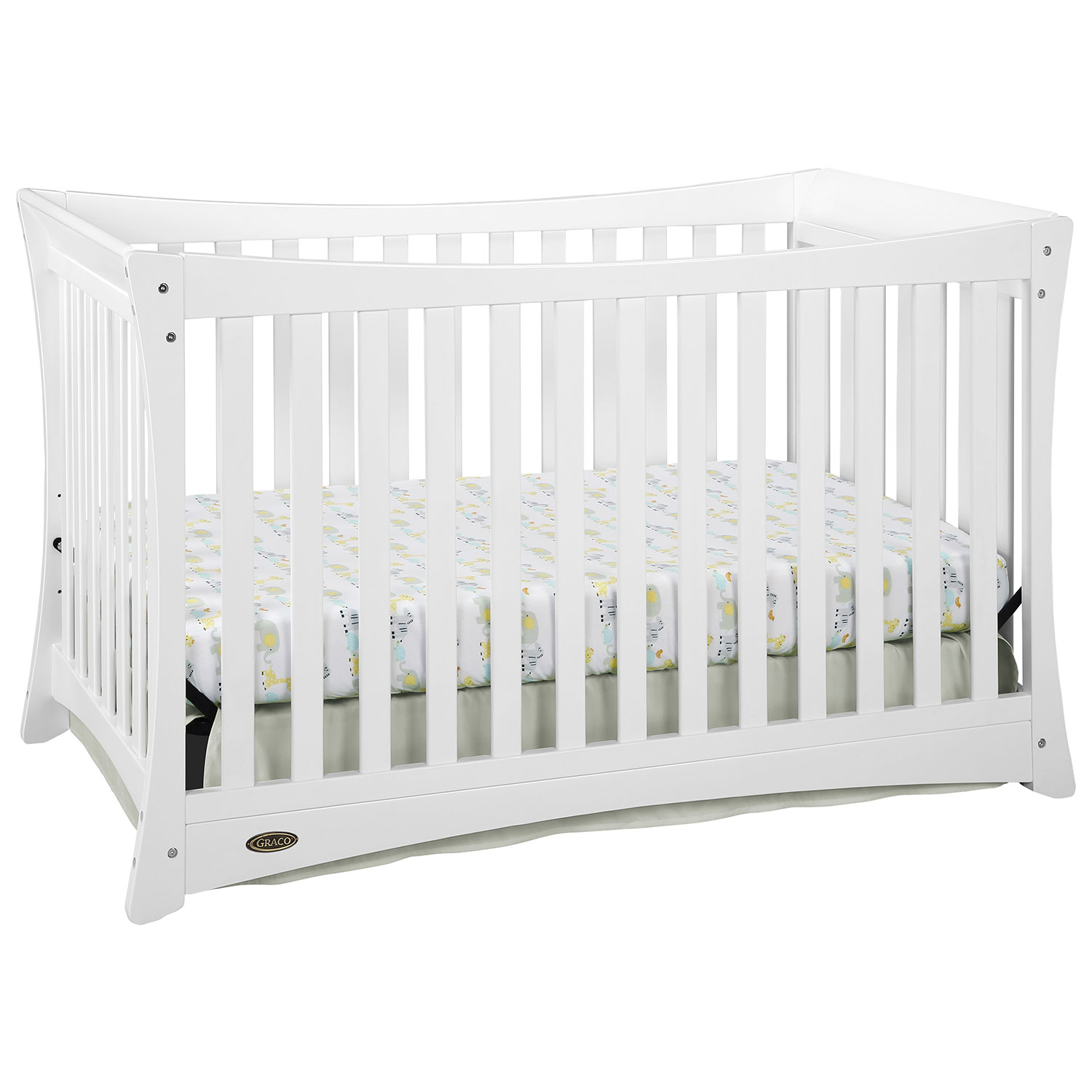 Graco 4 In 1 Convertible Crib Perfect For A Modern Nursery