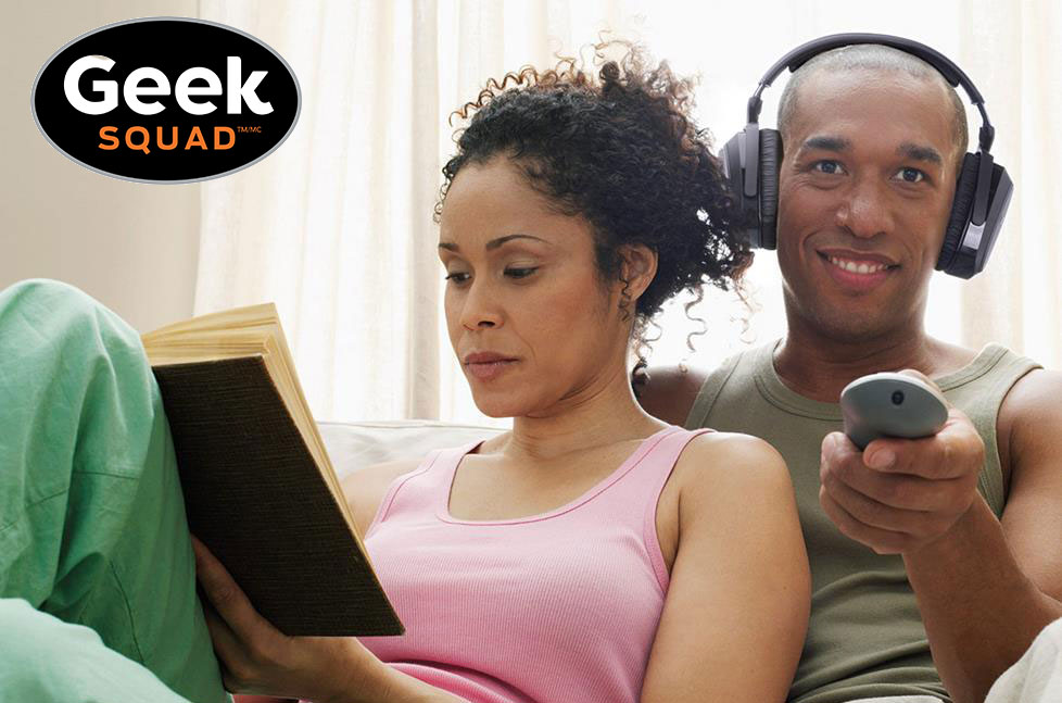 How To Connect Wireless Headphones To Your Tv Best Buy Blog