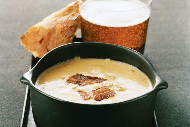Irish cheese beer soup recipe