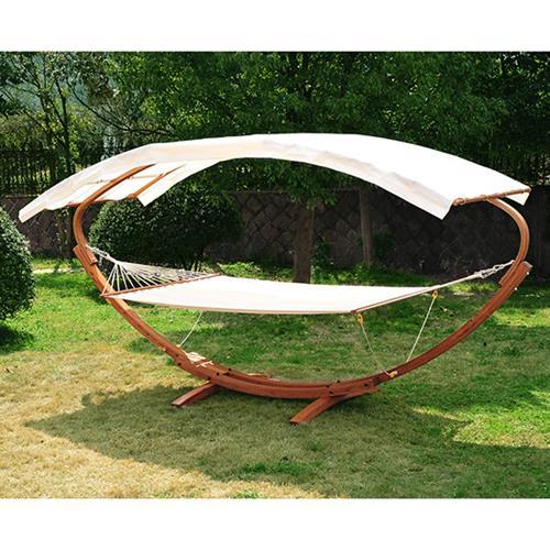 patio decorating hammock