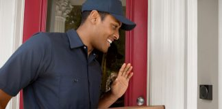 avoid deliver theft with august locks