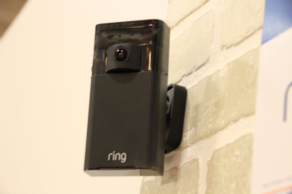 Ring Stick Up Camera