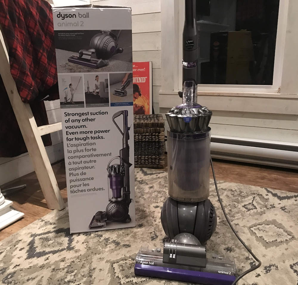 Dyson Ball Animal 2 Vacuum Cleaner Review Best Buy Blog