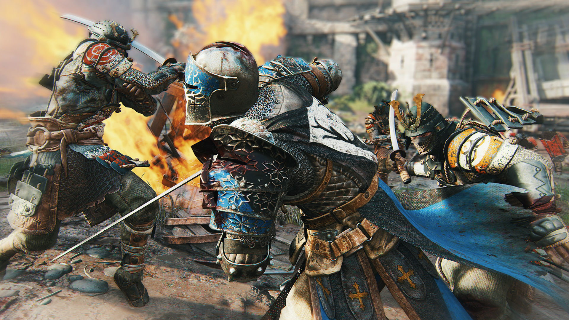For Honor war