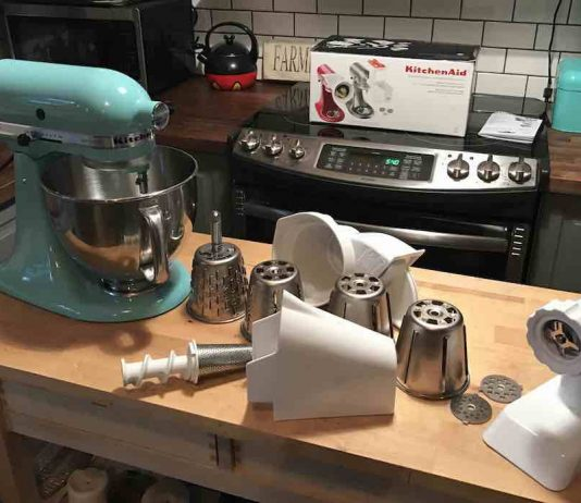 KitchenAid Mixer Attachment Pack Review