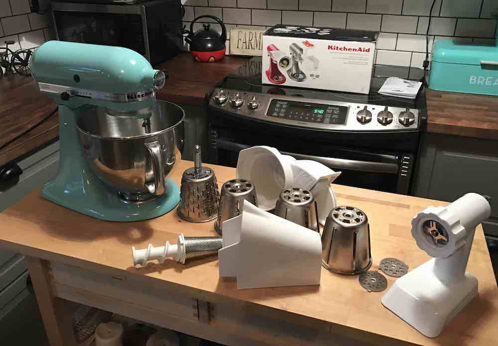 KitchenAid Mixer Attachment Pack Review | Best Buy Blog