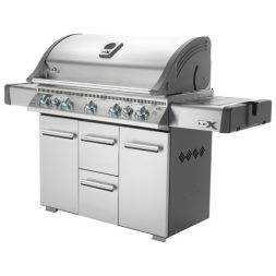 Napoleon 7 burner natural gas BBQ
