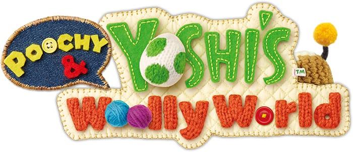 Poochy Yoshi logo