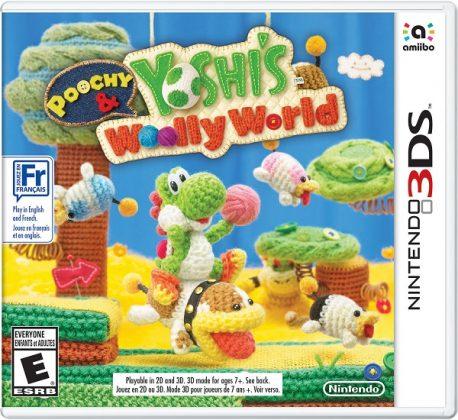 Poochy Yoshi 3DS