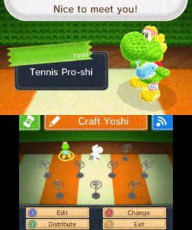 Poochy & Yoshi - Designing Yoshi