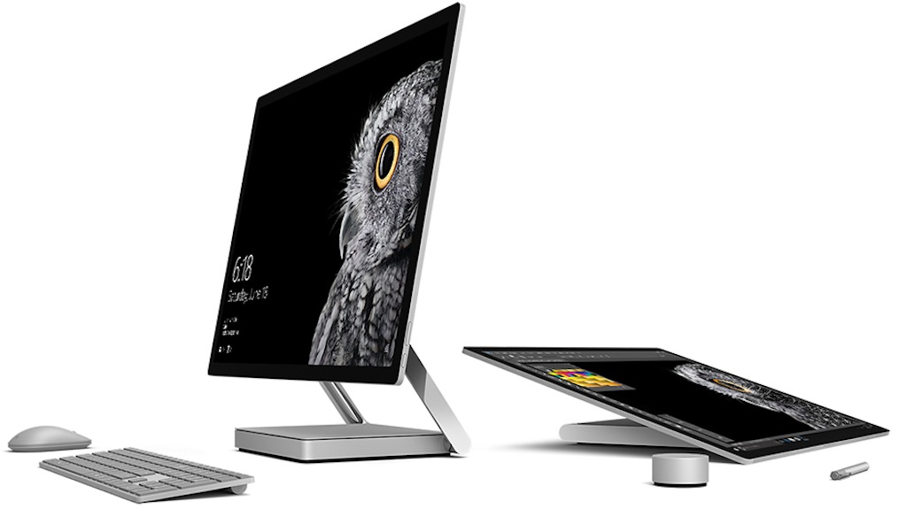 Surface Studio release date