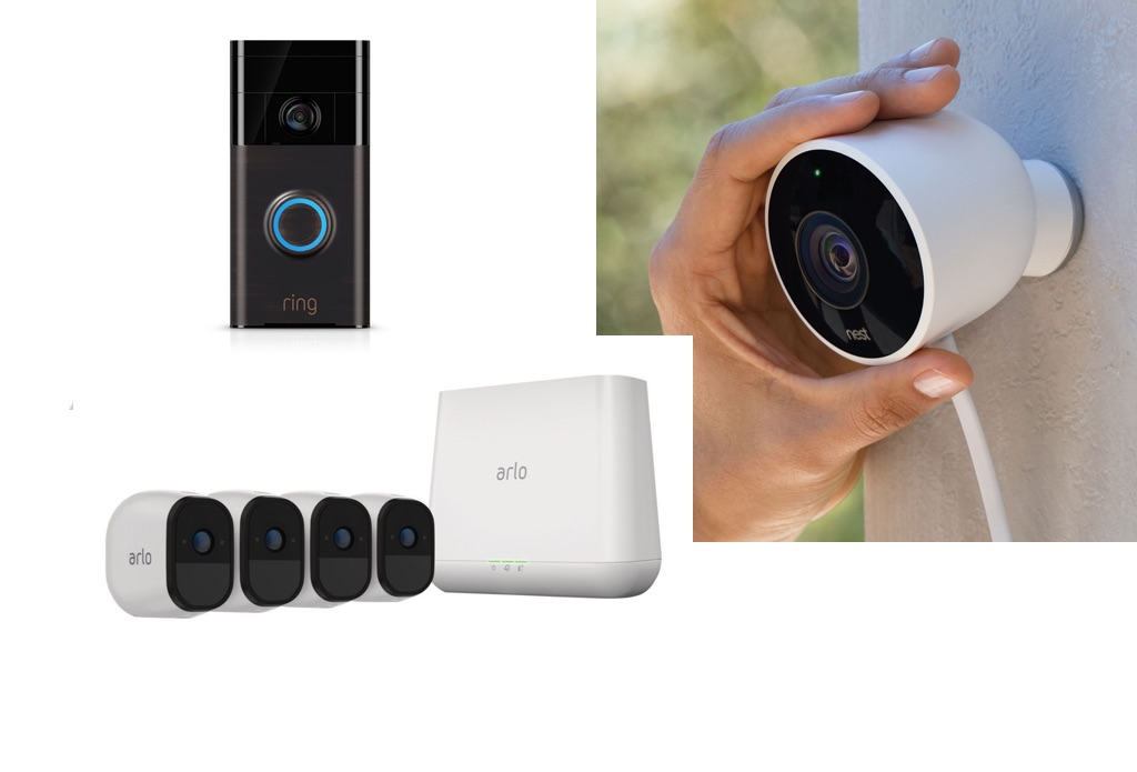 Top Smart Home Security Cameras For Indoor And Outdoor Use