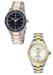 Bold Two Tone Watch Styles for Men and Women