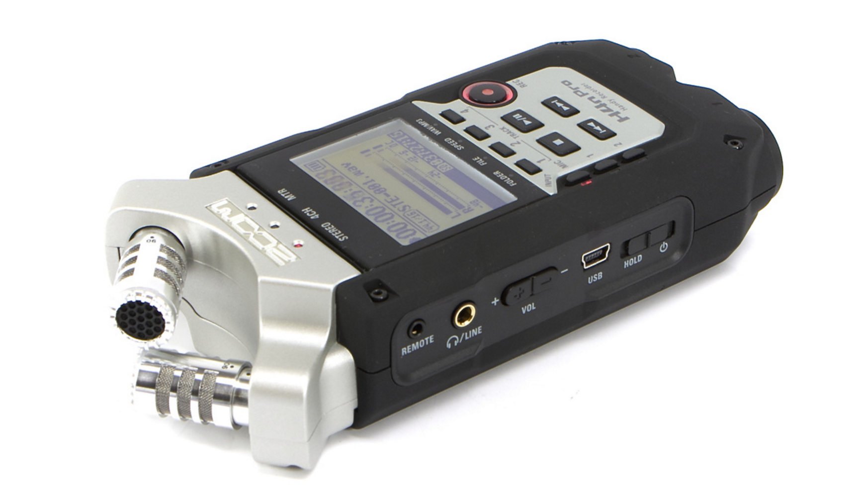 Zoom H4n Pro Is More Than Simply An Audio Recorder Best