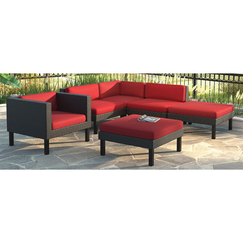 patio decorating with patio sets