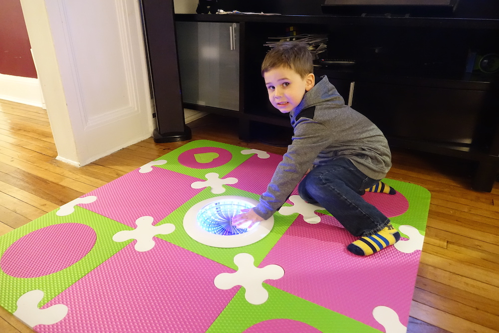 munchkin Galaxy playmat for babies and toddlers