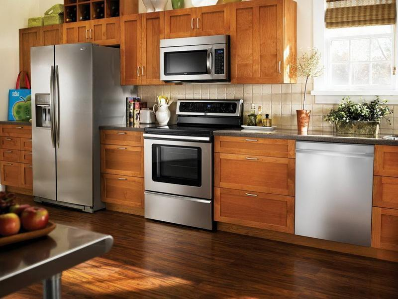 Refacing Kitchen Appliances