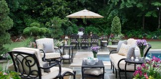 patio decorating and design tips
