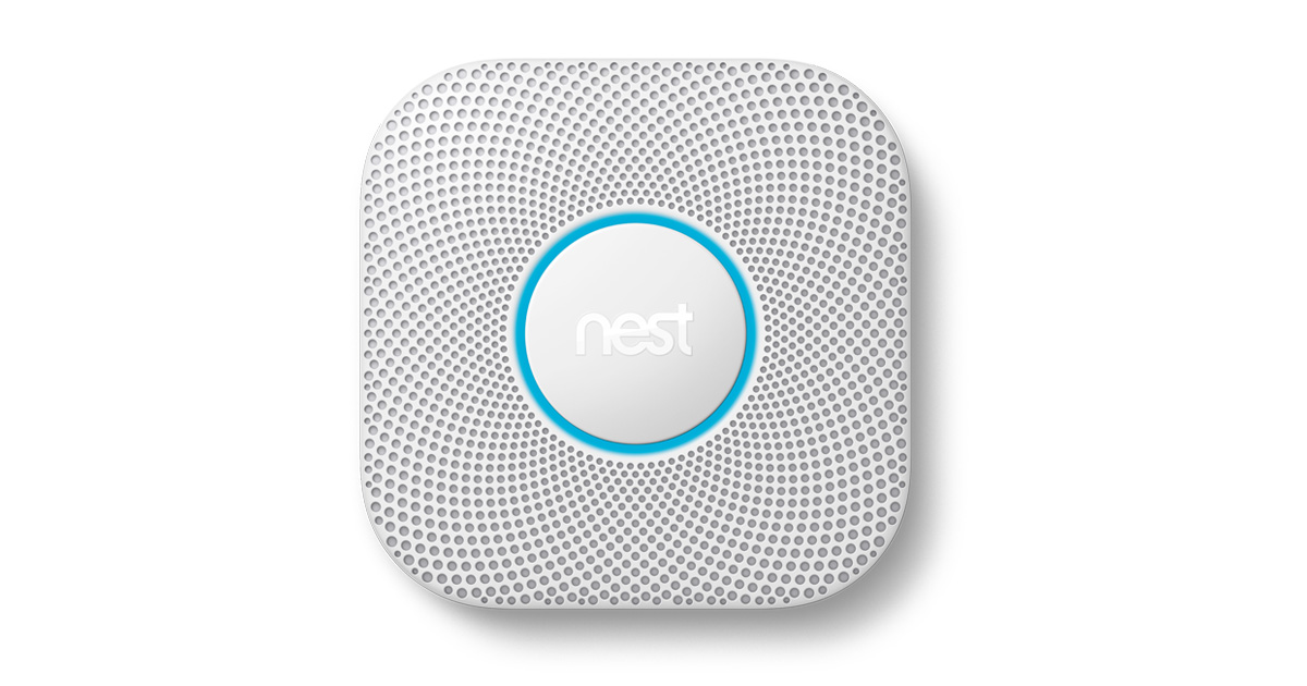 nest protect smoke carbon monoxide alarm