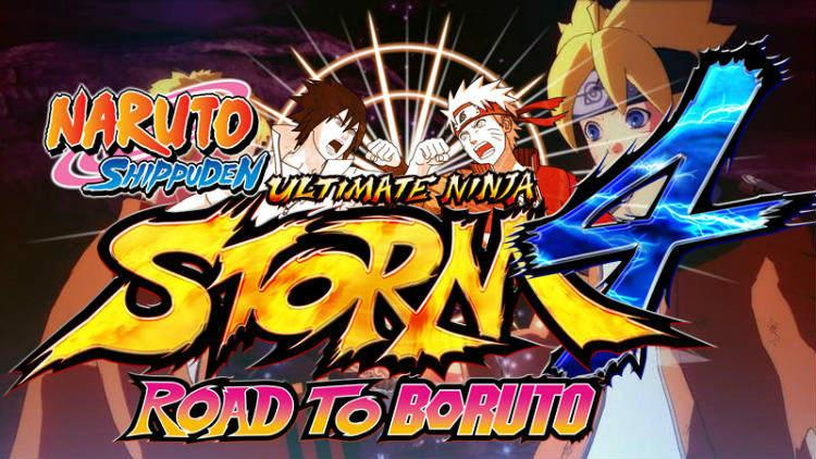 Naruto Shippuden Ultimate Ninja Storm 4 – Road to Boruto