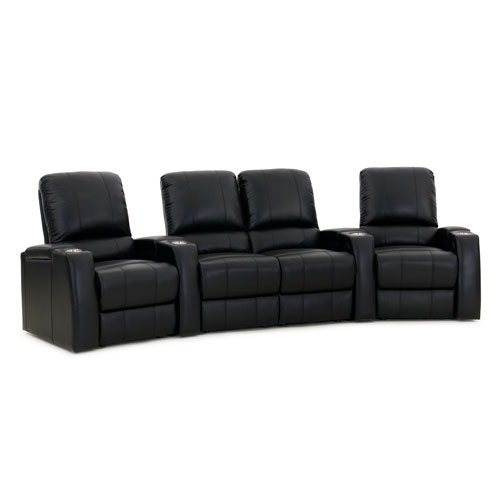 home theatre seating for 4
