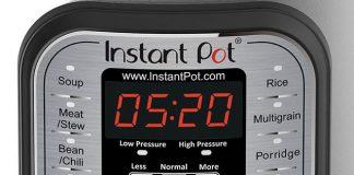 Instant Pot Smart Functions