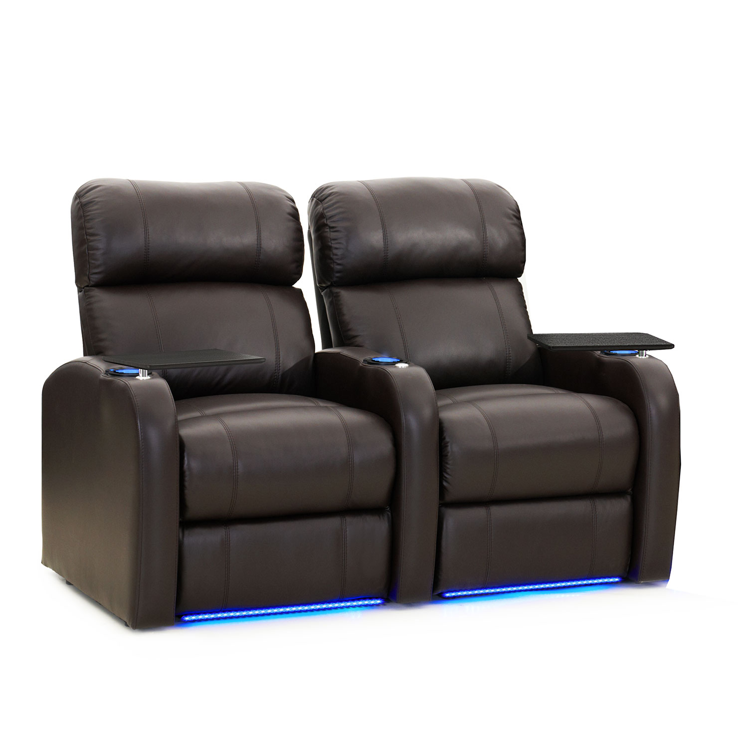 home theatre seating two seat